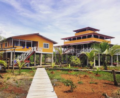 Our Bunkhouse & Communal Building