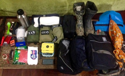 What's in YOUR Field Kit? Packing for Multiday Deployment
