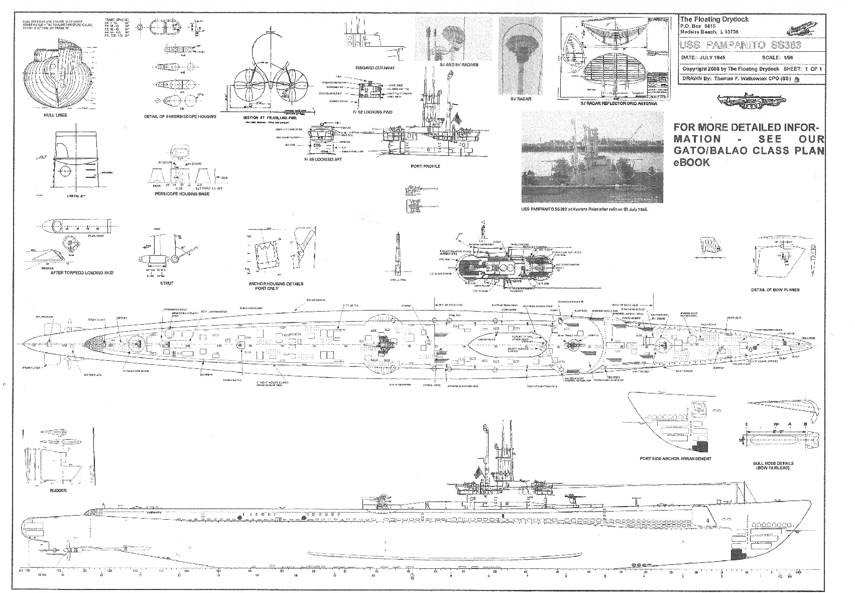 ohio class submarine diagram square d 8536 motor starter wiring floating dock free engine image for