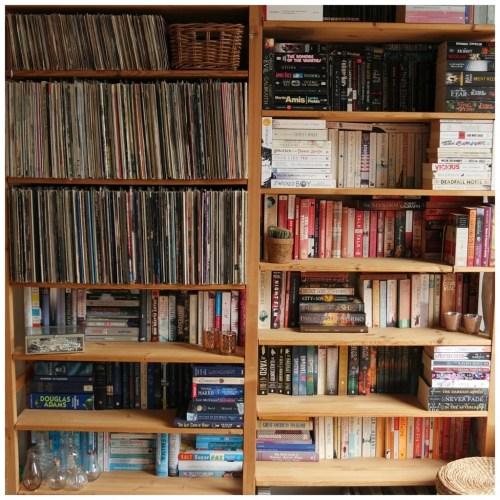 bookcase tour