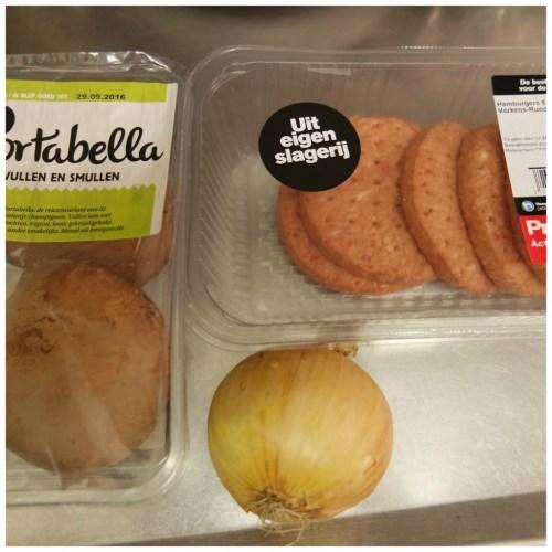 recipe healthier hamburgers