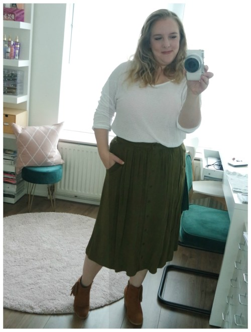 what I wore fashion outfit of the day
