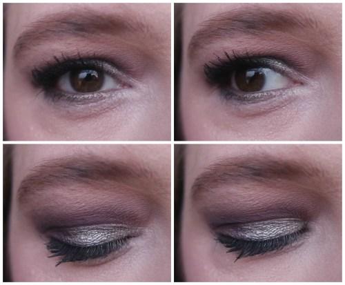 lime crime venus immortalis eyeshadow palette review swatch makeup application 2 looks 1 palette