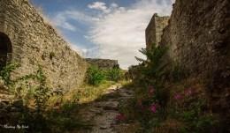 castle, ruins, UNESCO World Heritage, Gjirokastër, Albania, things to do in Gjirokastër, female solo travel, travel blog, travel tips, budget travel, street photography