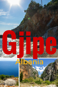 where-is-gjipe-albania