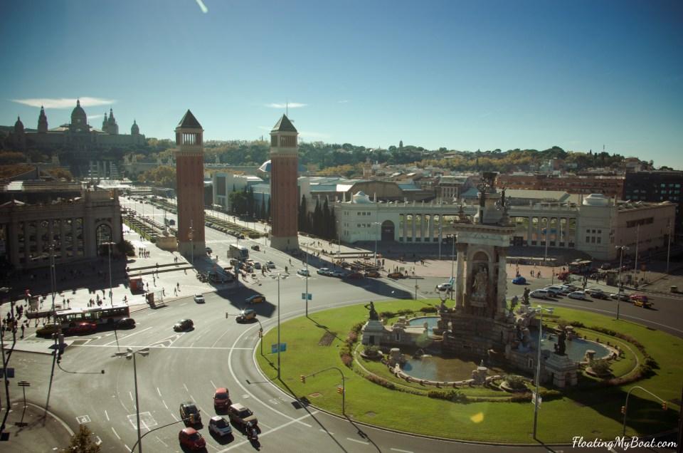 Montjuic – exploring Barcelona off-path