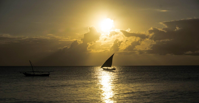 Zanzibar, dhow