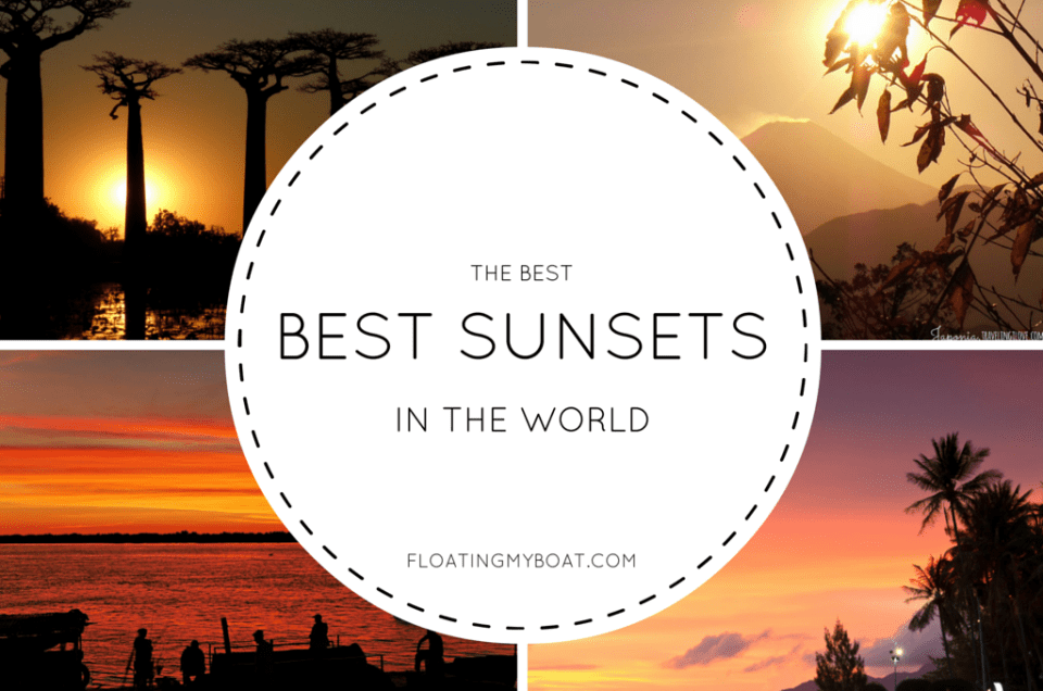 The best sunsets in the world - part II