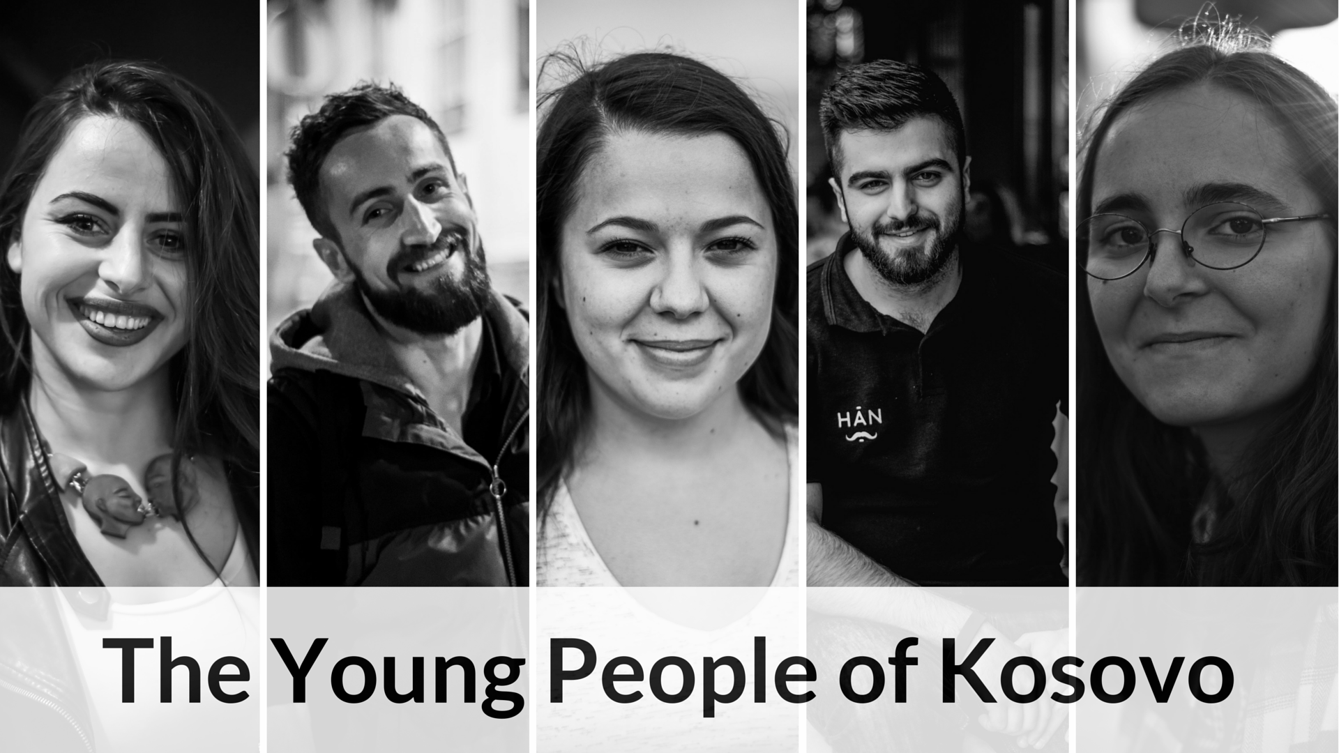 The Young People of Kosovo