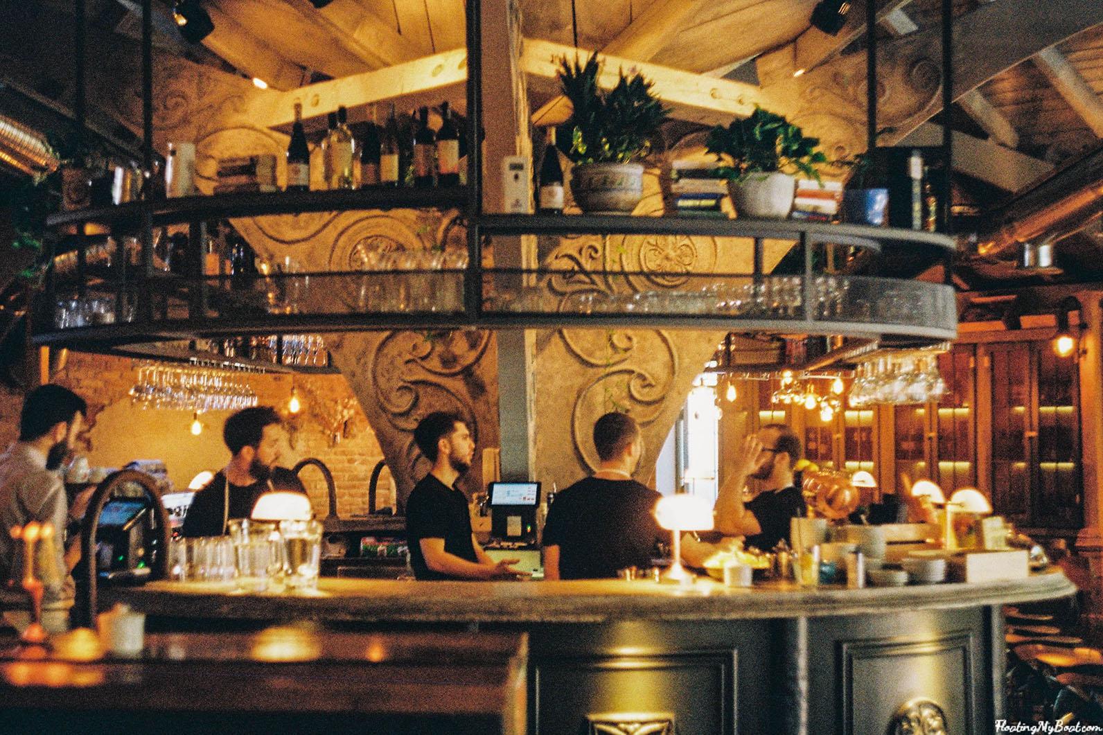 the best cafe pristina soma book station bar