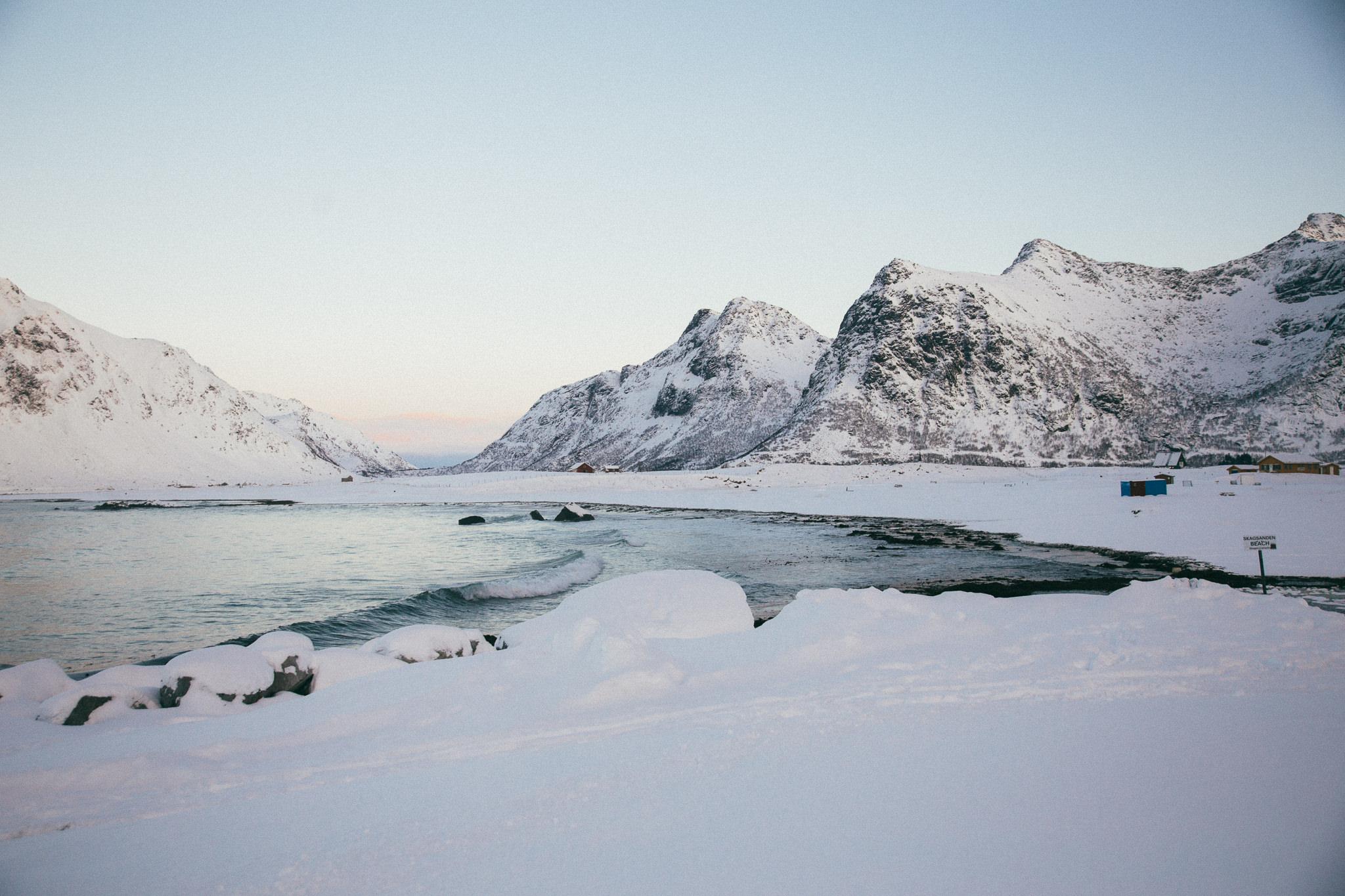 skagsanden-lofoty-norwegia-atrakcje