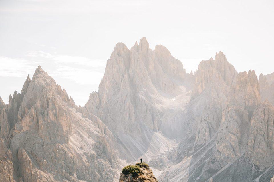 Trekking w Dolomitach - informacje praktyczne