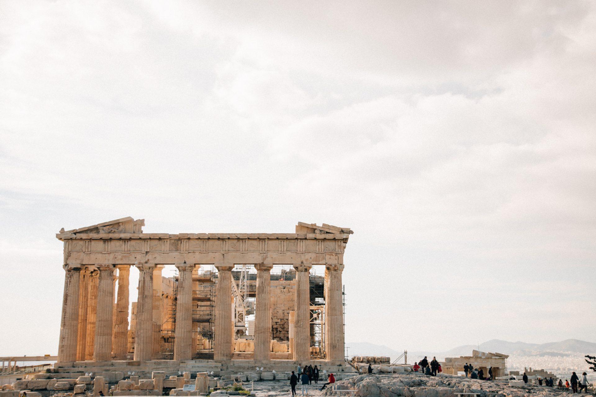 ateny-akropol-zabytki-starożytność-ateny