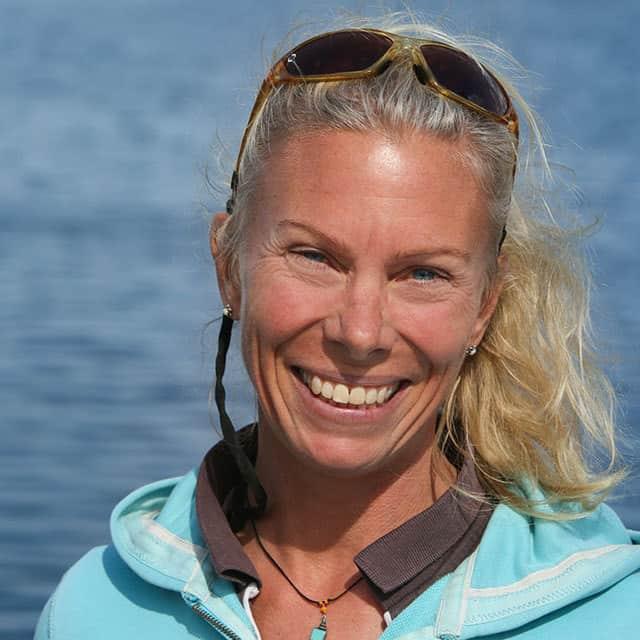 Mareike Guhr, Weltumseglerin