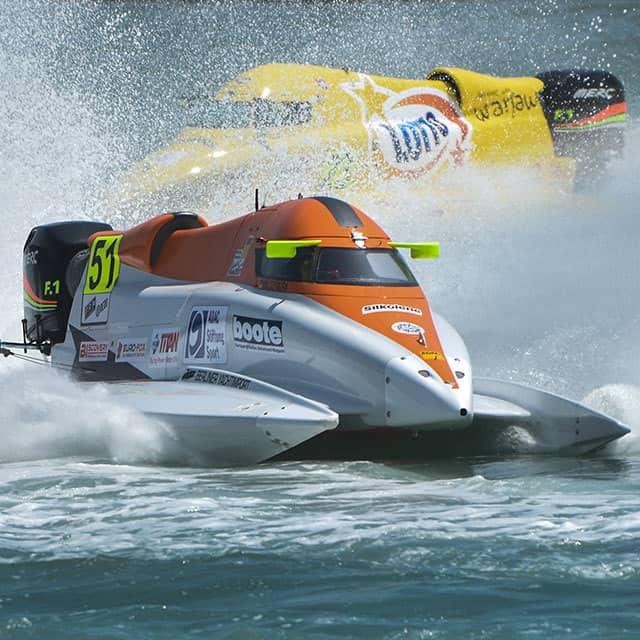 Mike Szymura, Formel 1 Rennen