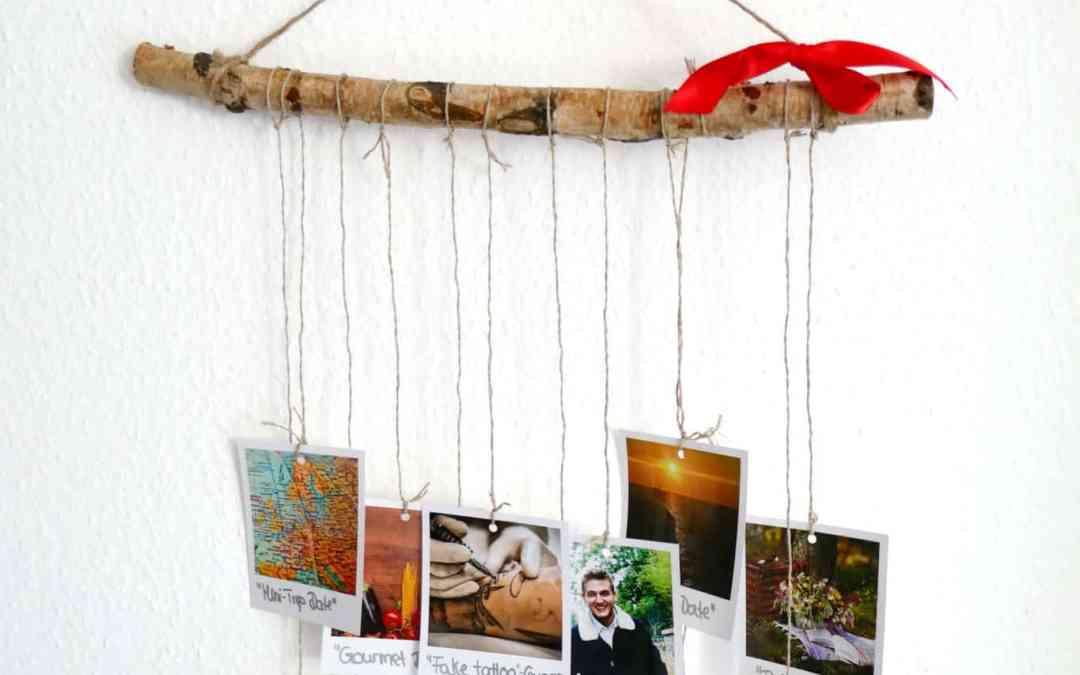DIY: Der Geburtstagskalender