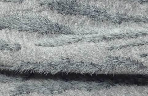 stampa flock su nylon