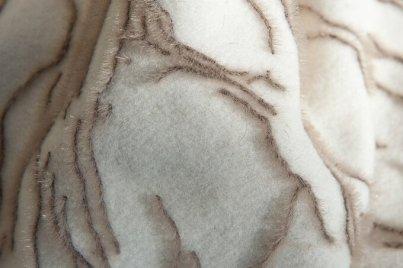 nylon pelo alto
