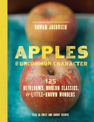 Cover of Rowan Jacobsen's Apples of Uncommon Character