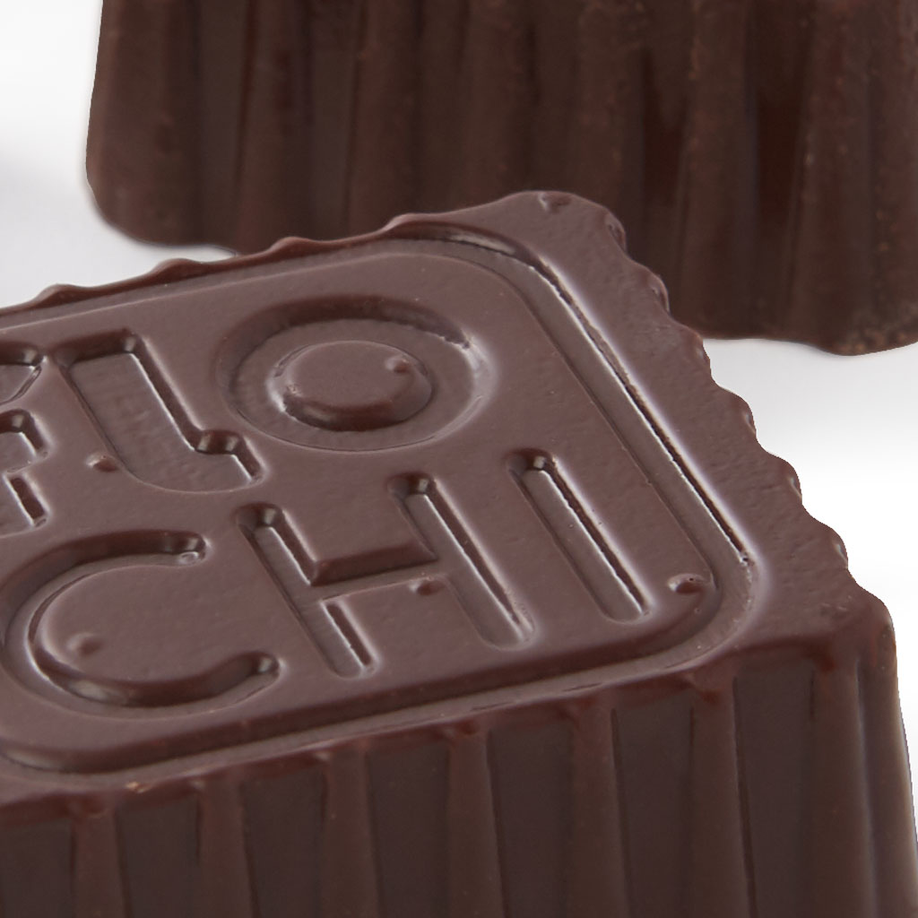 FloChi CBD Dark Chocolate Almond Butter Cups