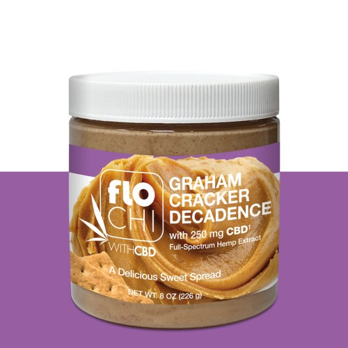 FloChi CBD Graham Cracker Spread