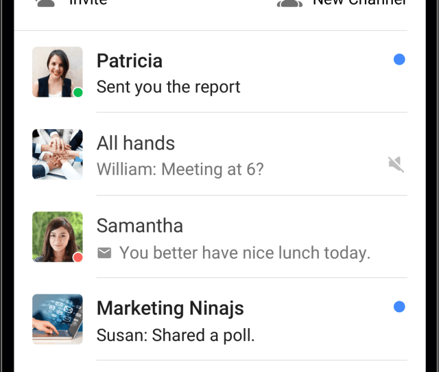 Download The Best Enterprise Team Messaging App On Android