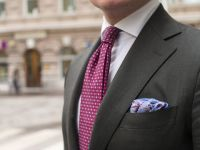 Guide: How to Combine Your Pocket Square and Tie