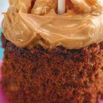 Mug Coffee Walnut Cake Microwave Bake Recipe