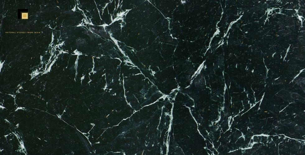 Spider Green Marble Empress Green Marble