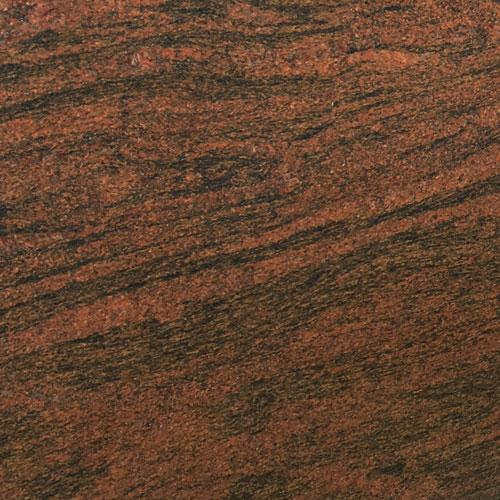Kırmızı Çok Renkli Granit