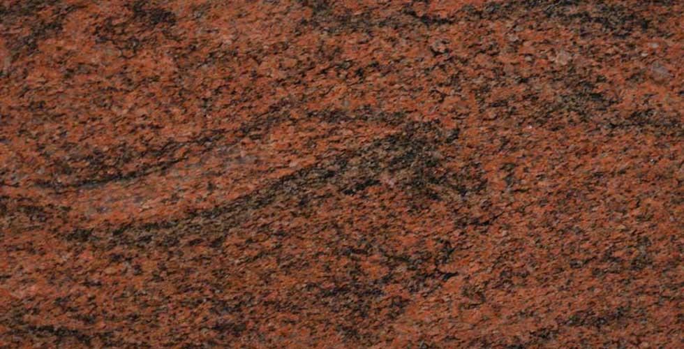 Red Multi Color Granite
