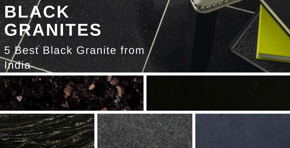 Best Black Granite India