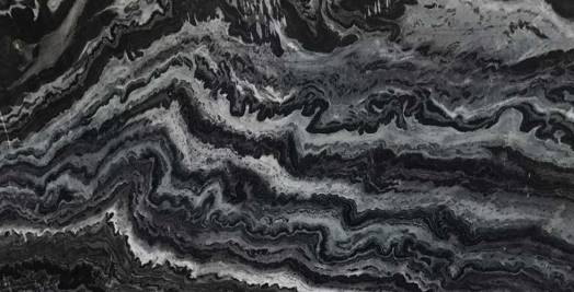 mercury black granite