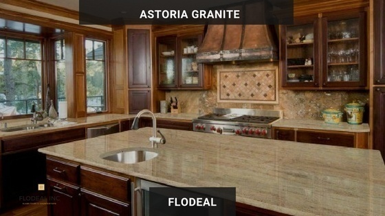 Astoria Cream granit