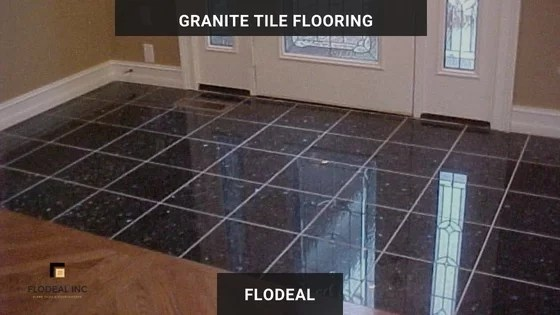 5 Different Uses and Practices of Granite Tiles - Flodeal India