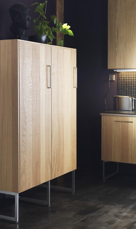 Ikea  METOD Kitchen  Flodeau