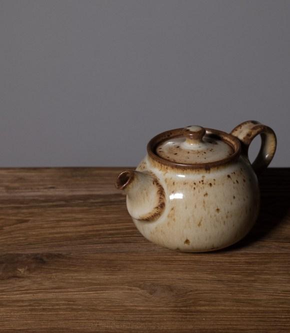 inge nielsen gul salt tekanna - tebutik floder och berg / kinesiskt te
