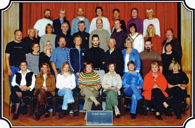 Personale 2004-05