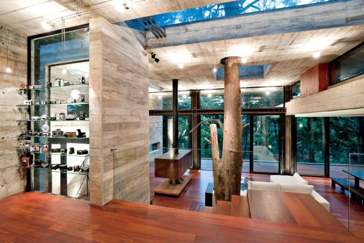 Corallo House:建築與自然的和諧共生