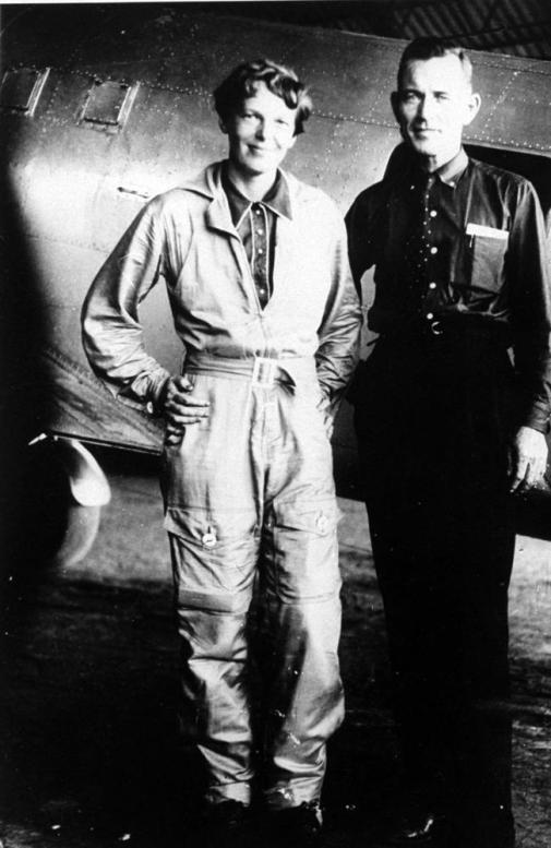 earhart and noonan