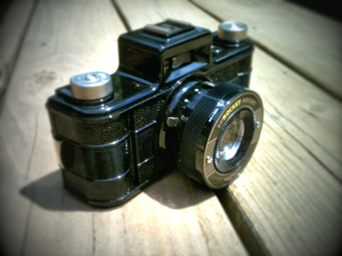 Film is fun again with the Sprocket Rocket