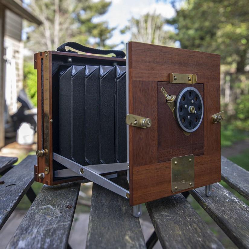 Finney Field Camera front