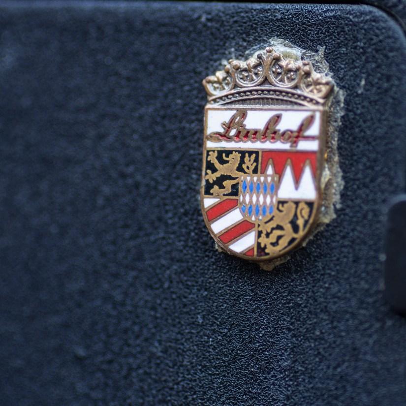 Linhof product badge