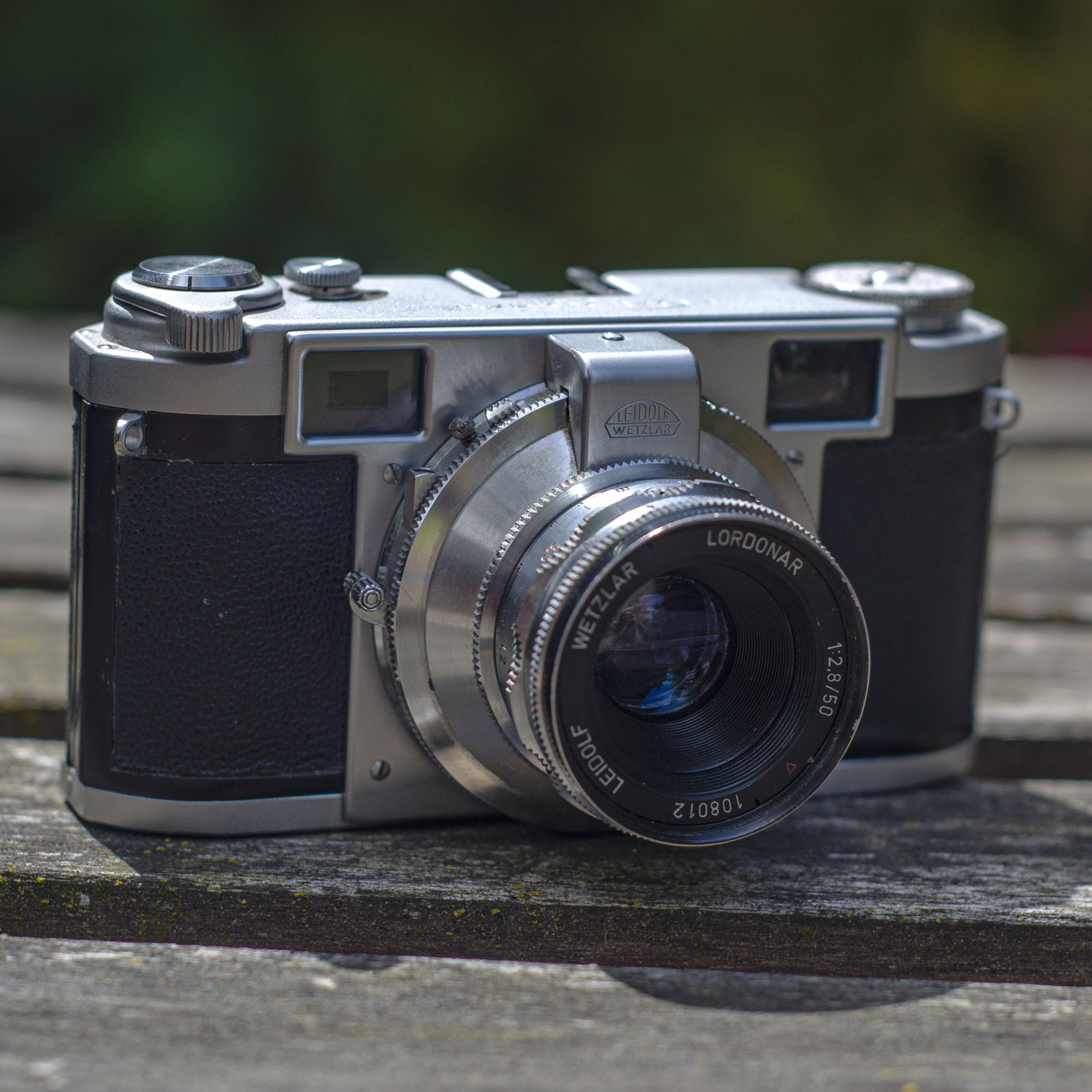Lordomat 35mm camera