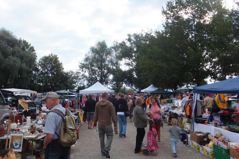 Flohmarkt Ammersee