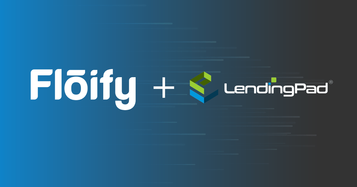 floify lendingpad integration