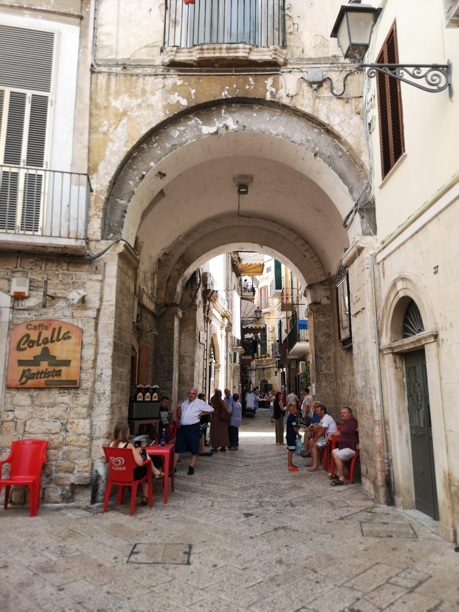 vicoletti baresi - Bari Vecchia