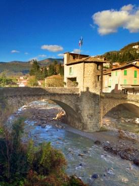Sospel Medieval Bridge