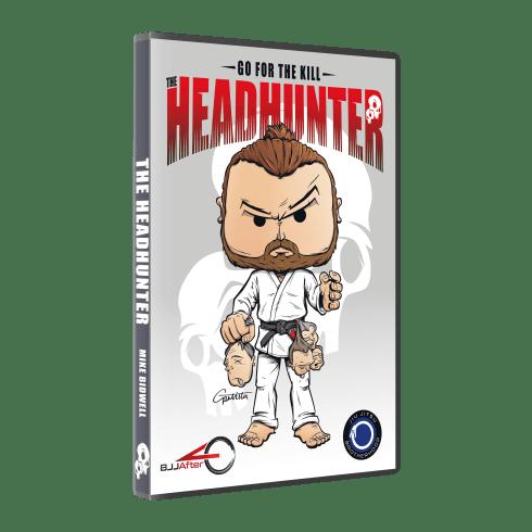 Headhunter DVD Case 2