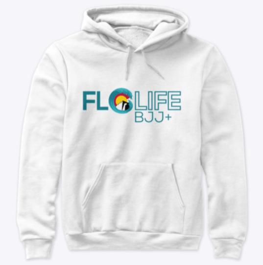flo life hoodie